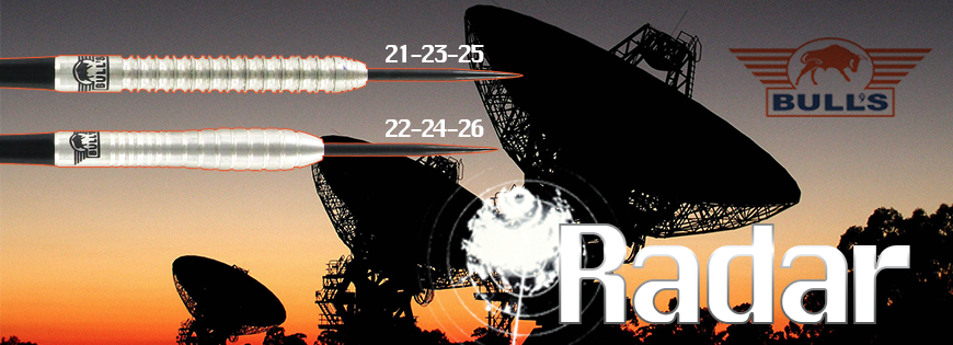 Radar 80% Darts
